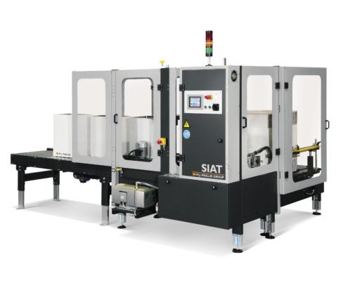 Automatiniai dėžių formavimo įrenginiai